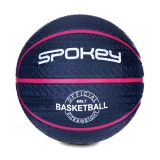 Spokey MAGIC Basketbalová lopta vel.7 ružová