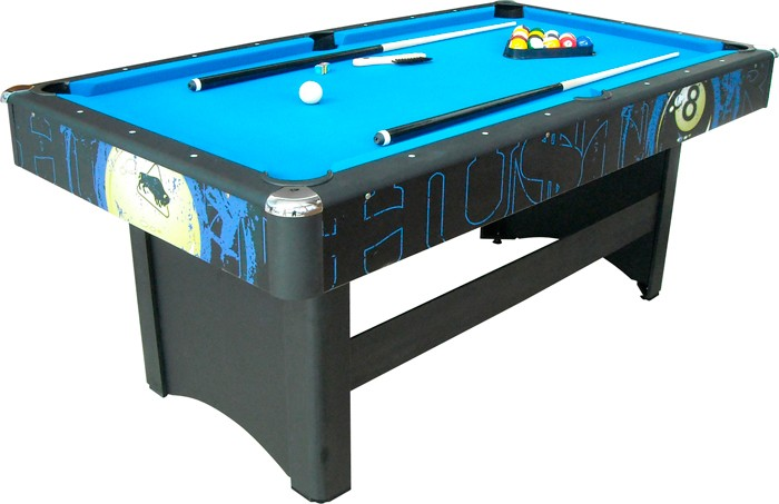 Biliardový stôl Buffalo Hustler Pool 6ft