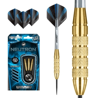 Set šípky Winmau NEUTRON K 20g steel Brass