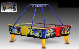 Air Hockey FOUR MONSTERS