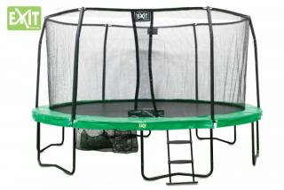 Trampolína EXIT JumpArena All-in-1, 455 cm