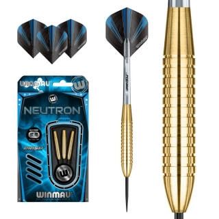 Set šípky Winmau NEUTRON K 22g steel Brass
