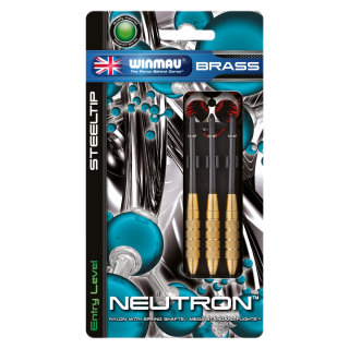 Set šípky Winmau NEUTRON K 21g steel Brass