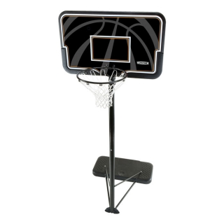 Basketbalový kôš Lifetime Black Omaha 230-305cm