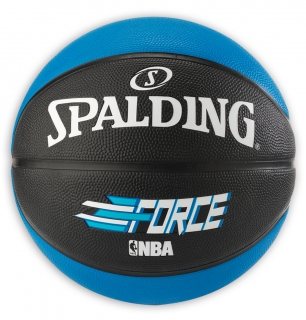 Basketbalová lopta Spalding 7 Outdoor Force Blue