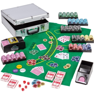 Poker kufrík Casino set 600