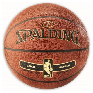 Basketbalová lopta Spalding NBA Gold series 7