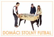 Stolný futbal na rekreačné a domáce použitie